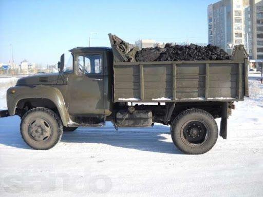 доставка бурого угля в новосибирске